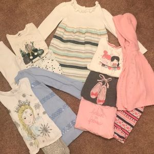Girls 4T assorted
